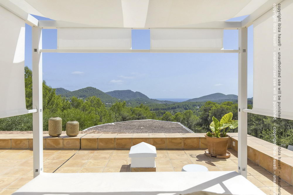 Ibiza Ferienvilla - Casa Tortuga - und mehr Ferienhäuser in Santa ...