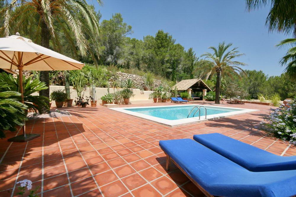 Ferienhaus auf Ibiza mit Pool - Casa Payesa - und weitere ...