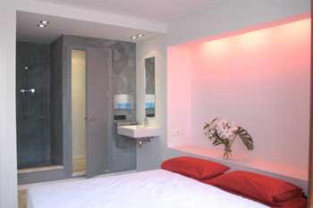 Favorit Schlafzimmer 1 mit Bad en Suite TH18