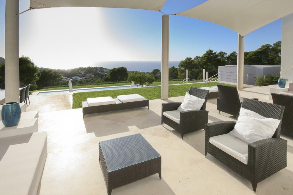 Ibiza villa 6 - El jardin de luz ibiza ...