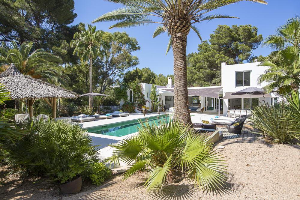 Ibiza villa can roca llisa 4 zur miete state of art und - Roca llisa ibiza ...