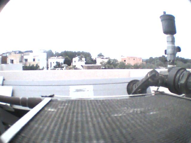 Webcam a Santa Gertrudis di Ibiza