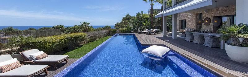 Ibiza Villa Can Amanecer zur Miete - State of Art und mehr ...